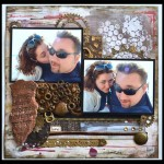 MIXED MEDIA: LAYOUT MECHANICAL LOVE