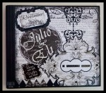 SCRAPBOOKING: LIBRO DE FIRMAS ENCHANTED