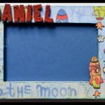 SCRAPBOOKING: RAM TO THE MOON
