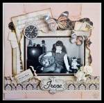 SCRAPBOOKING: LAYOUT REMEMBER