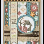 SCRAPBOOKING: LIBRETA FAMILY & DOG CARD