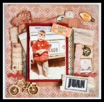 SCRAPBOOKING: LAYOUT MEMORIES
