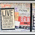 SCRAPBOOKING: ALBUM BERLIN TRAVEL