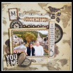 SCRAPBOOKING: LAYOUT DOCUMENTED