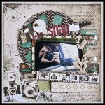 SCRAPBOOKING: LAYOUT SNAP
