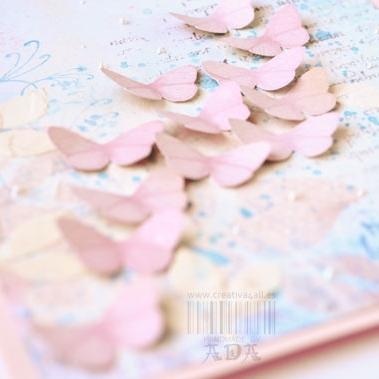 ROMANTIC BUTTERFLIES